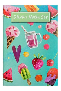 Post It Sticky Notebook - Ice cream - TinyMinyMo