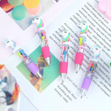 Load image into Gallery viewer, Unicorn Topper Mini Pen - TinyMinyMo