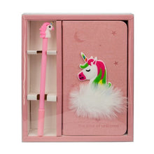 Load image into Gallery viewer, Unicorn Diary Gift Set