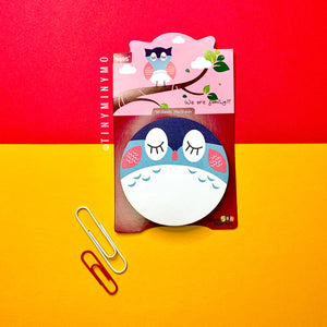 Owl Sticky Notes