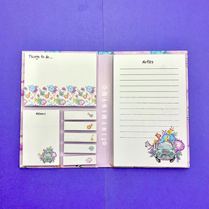 Post It Sticky Notebook - Baby Animals