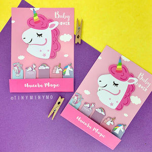 Unicorn Sticky Note Set