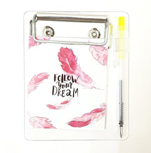 Load image into Gallery viewer, 4 in 1 Flamingo Notepad