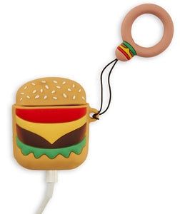 Airpod Cover - Burger - TinyMinyMo