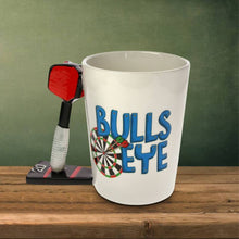 Load image into Gallery viewer, Bullseye Ceramic Mug - TinyMinyMo