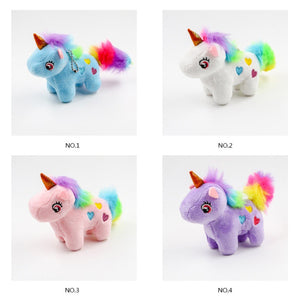 Plush Unicorn Charm - Mini - TinyMinyMo