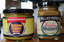 Load image into Gallery viewer, Ouita's Pantry Essentials: Smithtown Banana Pepper Mustard