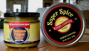 Ouita's Pantry Essentials: Smithtown Banana Pepper Mustard