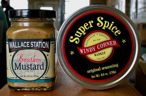 Ouita's Pantry Essentials: Wallace Station Bourbon Mustard