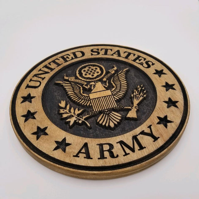 15 inch United States Army Plaque