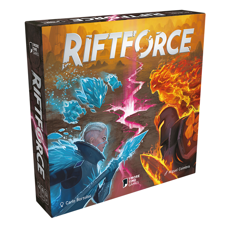 Riftforce - Taktisches variables Karten-Duell