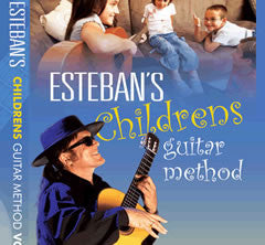 Children's Guitar Method DVD Set