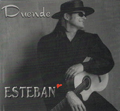 Duende- Signed by Esteban with personal dedication!