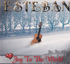 Joy to the World- Signed by Esteban with personal dedication!