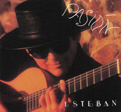 Pasion- Signed by Esteban with personal dedication!