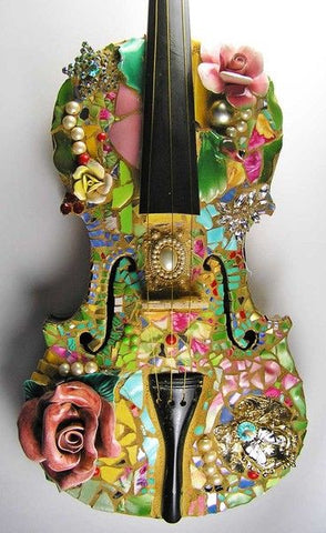 Add Teresa Joy's violin to any personalized One2One