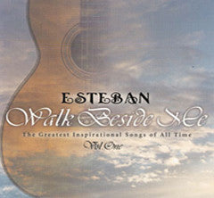 Walk Beside Me - Signed by Esteban with personal dedication!