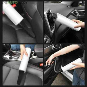 The Auto Buddy - Portable Car Vacuum