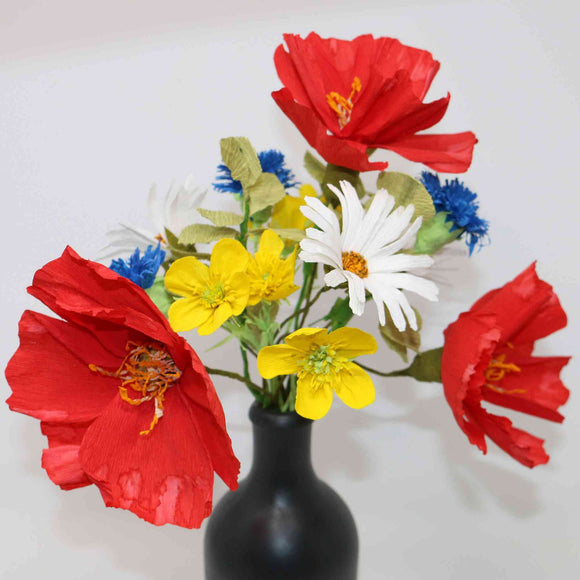 Country flower bouquet