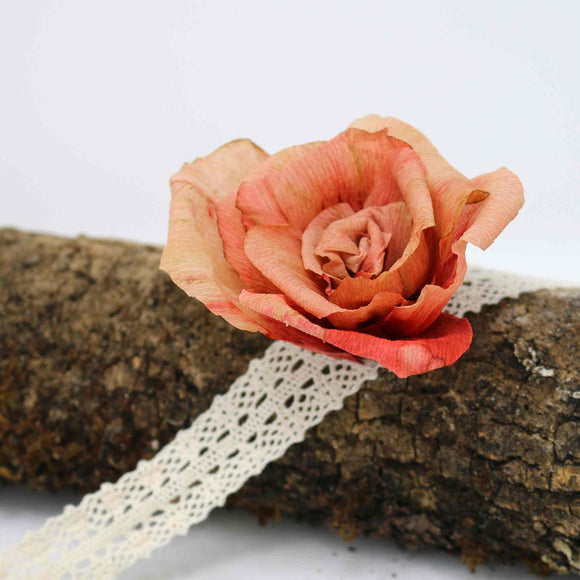 wrist corsage with rose