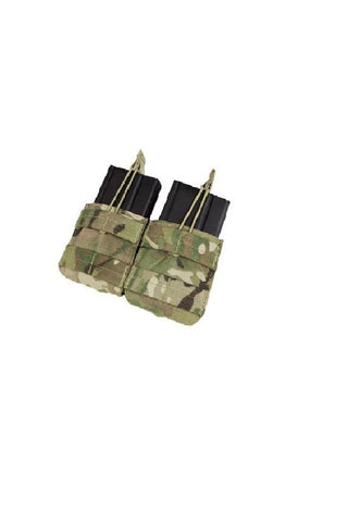 Condor poche mag M14 double, ouvertes / Open top M14 double mag pouch