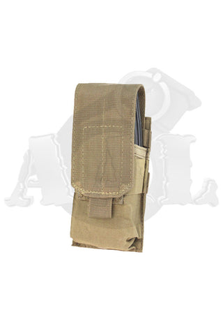 Condor poche simple pour mag M4 a rabat  /Condor single M4 flap pouch
