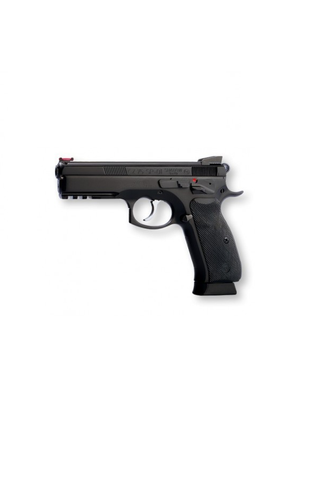 ASG CZ75 SP-01 Shadow Black (non blowback)