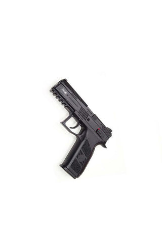 KJW CZ p09 black threaded barrel