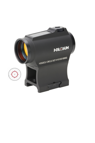 Holosun HS503CU SOLAR CIRCLE DOT SIGHT