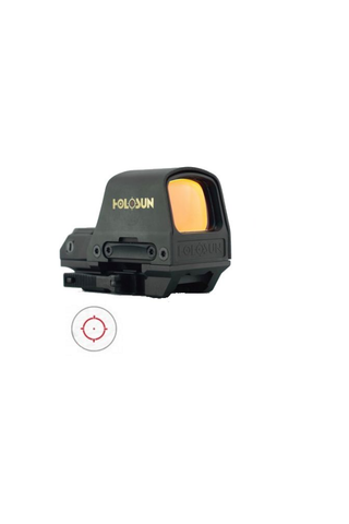 Holosun HS510C OPEN REFLEX CIRCLE DOT RED SIGHT