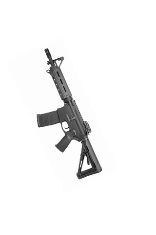 kwa  Rm4 pts cqb ( electric recoil gun )