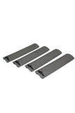 Ergo rail cover set-B