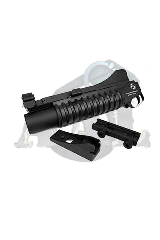 E&C M203 grenade launcher short black