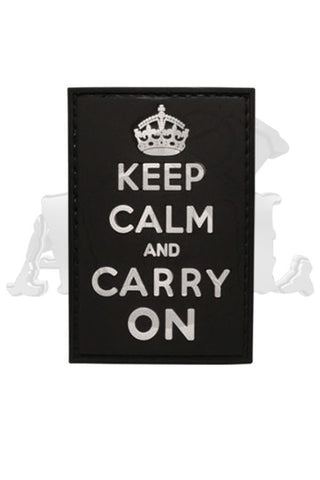 Patch: Keep Calm & carry on