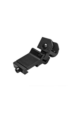 NcStar AR15 45 Degree Offset Flip-Up Rear Sight