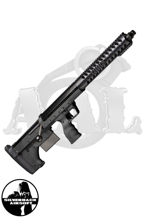 Silverback .300 Airsoft Toy Flash Hider For SRS Bullpup Sniper SBA-FHD-01