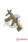 (AM-007) Ares Amoeba M4 CQC Tan