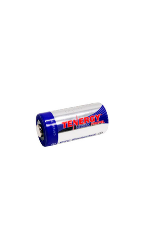 Batterie 3 volts CR123a au lithium / Lithium CR123A 3V Propel Primary Battery
