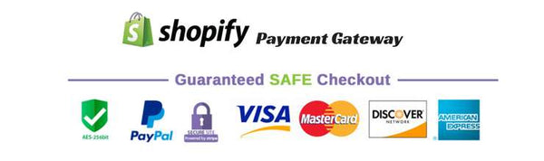 Shopify Secure payment