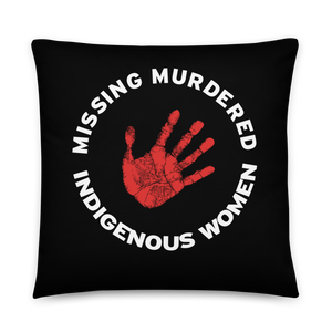 Red Hand - Supporter of MMIW Awareness