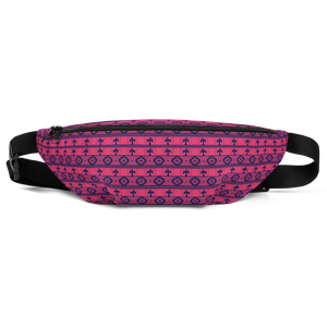 Purple-Dark Pink Southwest Pattern