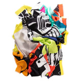Habotai Silk Scarf - Oversized - 100% Made in Italy