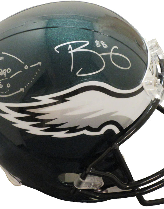Trey Burton Philadelphia Eagles Autographed