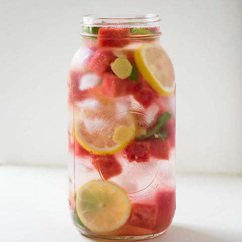 Ginger and Watermelon