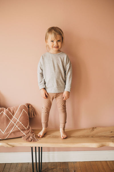Leggings - solid colour