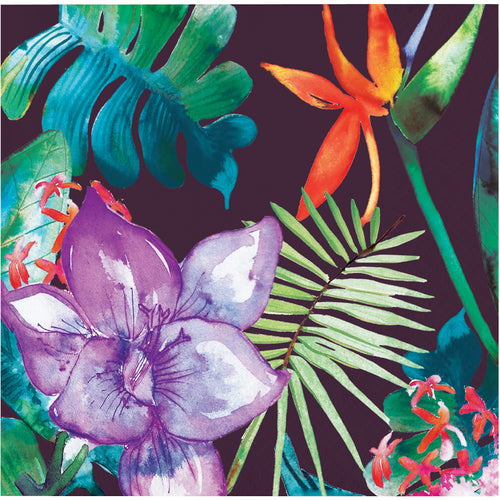 Bold Tropics Small Napkins - Happy Plates