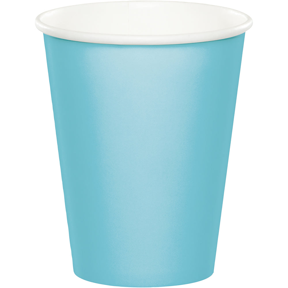 Pastel Blue Cup - Happy Plates