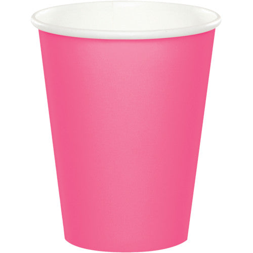 Candy Pink Cups - Happy Plates