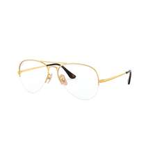 Ray-Ban Aviator Gaze RX 6589V 3033 56 mm