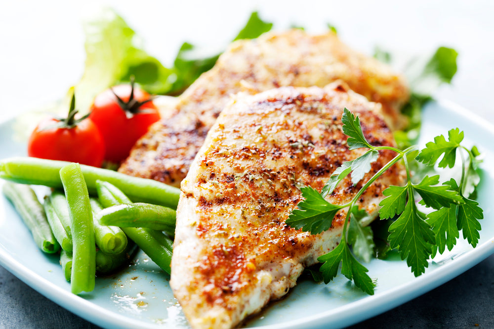 Chicken Breast, Boneless Skinless 1.70lb